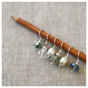Wool&Wire 6 Mini Stitch Markers