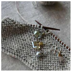 Wool&Wire 3 Stitch Markers