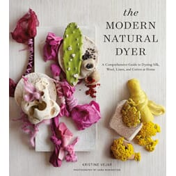 The Modern Natural Dyer - Kristine Vejar
