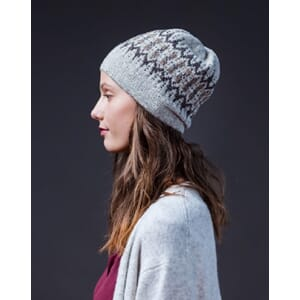 VOE Hat i Brooklyn Tweed Loft