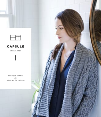 Capsule by Brooklyn Tweed bok