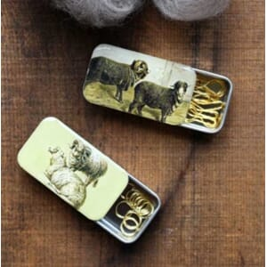 Firefly Notes Sheep open marker tin