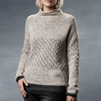 Sanne Fjalland Leaf sweater