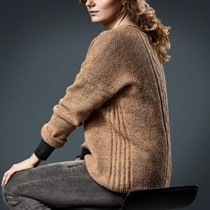 Sanne Fjalland Woodland sweater kit