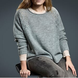 Sanne Fjalland Butterfly sweater kit