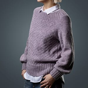 Sanne Fjalland Drop sweater kit